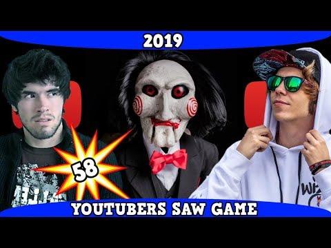 Asi es Youtubers Saw Game en el 2019 #58