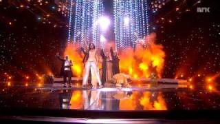 ESC: Armenia 2010 Eurovision SECOND SEMIFINAL