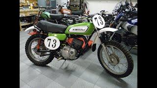 1975 Kawasaki F9 Bighorn - Самые лучшие видео