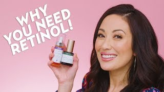 Why I LOVE Retinol! (Best Retinols for Anti-aging, Acne, & More) | Beauty with Susan Yara