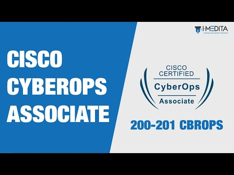 Cisco Certified CyberOps Associate Certification | 200-201 CBROPS ...