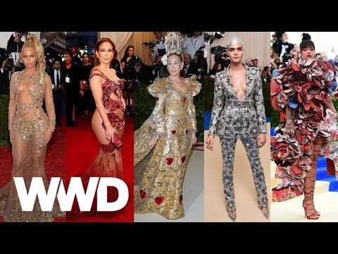 cc237e62a6a2 Met Gala Red Carpet All-Stars, From Beyoncé to Madonna | WWD