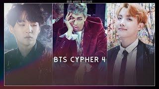 Gambar cover 【韓中字】防彈少年團BTS - WINGS - BTS Cypher 4