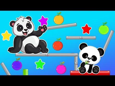 Juegos Para Niños Pequeños - Wanna Orange - Juegos Infantiles