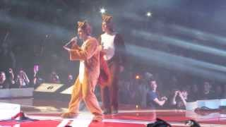 What Does the Fox Say...Ylvis live