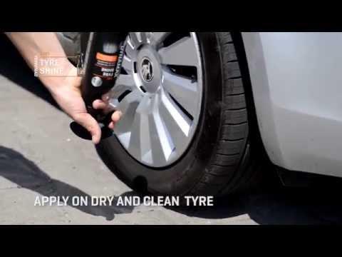 DXE5 - DYNAMAX Tyre Shine