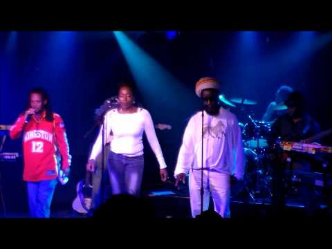 """Here Comes Black Uhuru: @ Belly Up, Aspen, CO July 25, 2012"