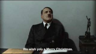 Hitler is wished a Merry Christmas