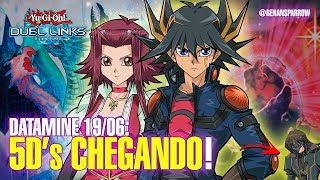 5D's CHEGANDO! (datamine 19/06) - Yu-Gi-Oh! Duel Links #373
