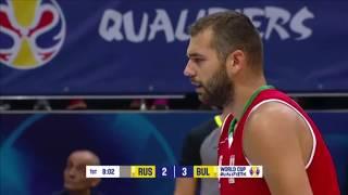 Pavel Marinov Russia 2018
