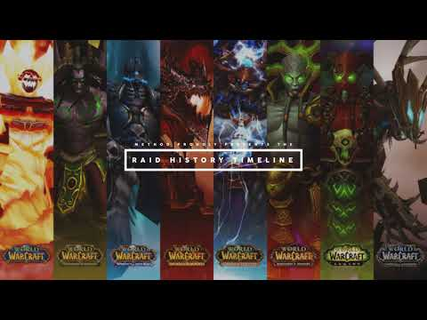 The Raid History Timeline – World of Warcraft Raid History
