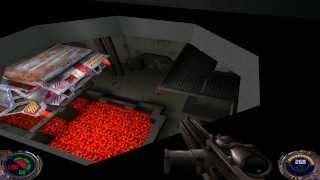 Star Wars - Jedi Knight II: Jedi Outcast Walkthrough - Artus Mine 1/2