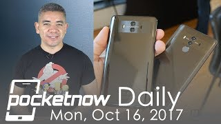 iPhone X shipments are very low, Huawei Mate 10 launch & more - Pocketnow daily