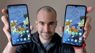 Motorola Moto G8 Power vs Motorola Moto G8 Plus - Which is best for me?
