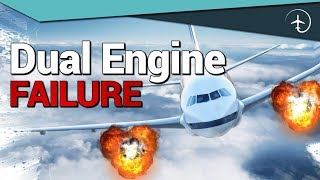 How To Land An Aircraft Without Engines!! Cockpit Video