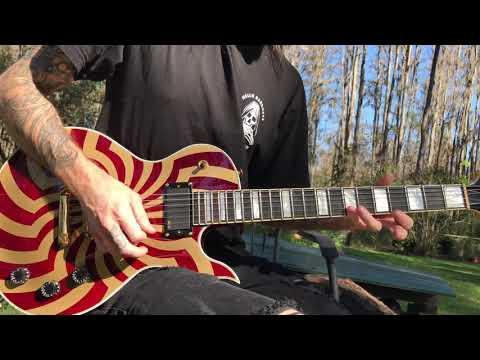 Ozzy Osbourne - Ordinary Man (feat. Elton John) Guitar Solo Cover