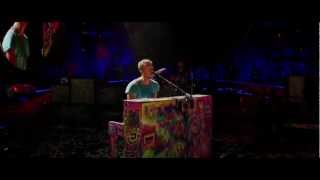 The Scientist - Coldplay - Live 2012
