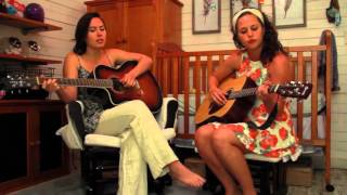 "Amber & Audrey | ""Lullaby"" Dixie Chicks Cover"