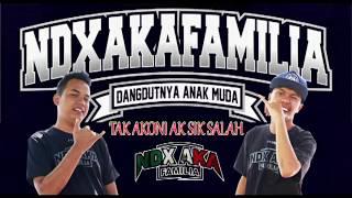 TAK AKONI AKU SING SALAH   NDX A.K.A FAMILIA   Official Lyric Video