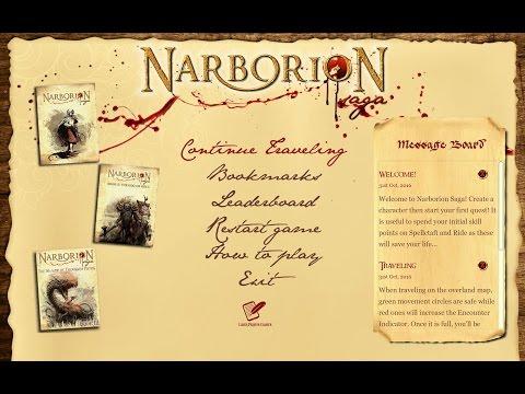 Narborion Saga PC Game thumbnail