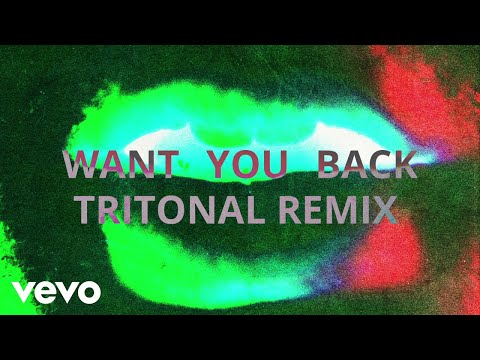 "5 Seconds Of Summer – ""Want You Back"" (Tritonal Remix)"