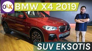 First Impression All New BMW X4 | OLX Indonesia