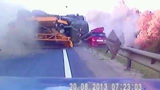 Летальный исход..Смерть на дороге.Ужасные аварии. 18+ не для слабонервных