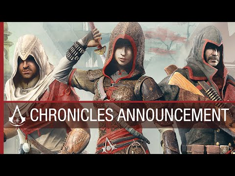 Assassin's Creed Chronicles Announcement Trailer [US] thumbnail