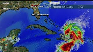 South Florida Thursday evening forecast (7/30/20)