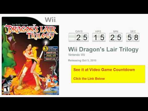 dragon's lair trilogy wii ign