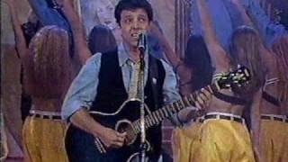 """José Augusto Cantando """"Juro Que Não Vou Mais Chorar   Planeta Xuxa 12041997"""
