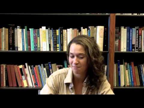 Studying Religion at Columbia University 3 - Elizabeth Kipp-Giusti