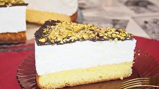 Торт-суфле «Птичье молоко» на желатине – Коллекция Рецептов