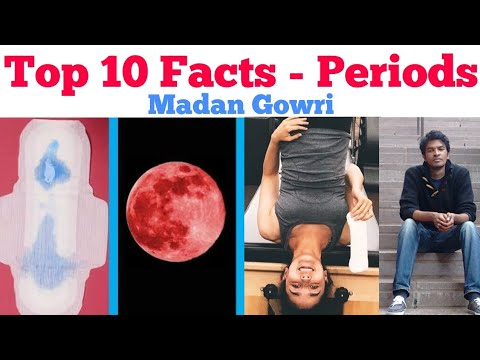 Top 10 Facts about Periods | Tamil | Madan Gowri | MG