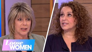 Ruth Gets Emotional As We Talk About The Power of A Good Cry | Loose Women