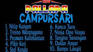 New Pallapa Full Album  Lagu Campursari Terbaru Ll Dangdut Koplo Ll Kendang Cak Met 2018