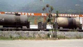 preview picture of video 'Ferrocarril Central del Perú por San Jerónimo de Surco'