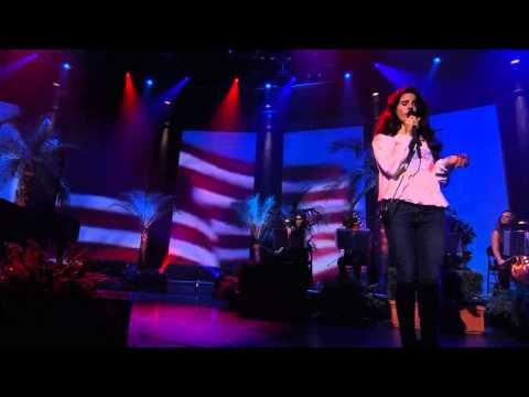 National Anthem - Lana Del Rey (live) HD