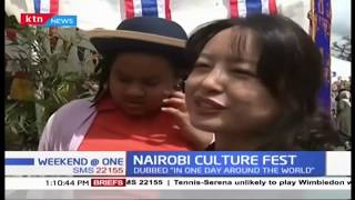 Nairobi Culture Fest kicks off at Nairobi National Museum