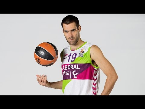 Focus on: Fernando San Emeterio, Laboral Kutxa Vitoria