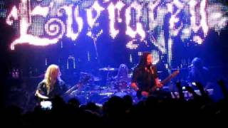 Evergrey In Remembrance live in Bucharest 2009