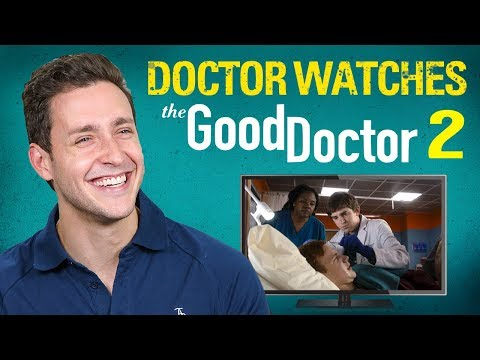 Real Doctor Reacts to THE GOOD DOCTOR #2 | Medical Drama Review | Doctor Mike  HD Mp4 3GP Video and MP3