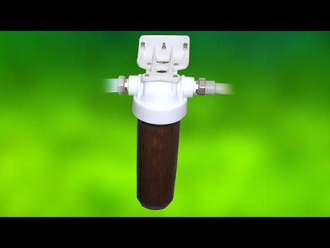 ✅ Как поменять фильтр для воды (картридж для фильтра): КАКУЮ ВОДУ ТЫ ПЬЁШЬ? / Ремонт сантехники