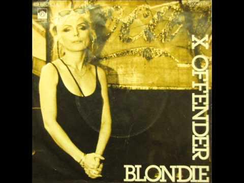 Blondie - X Offender (single 1976)
