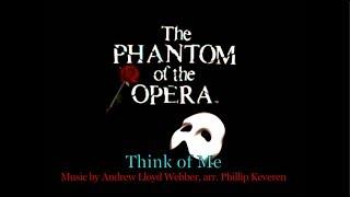 Think of Me, Andrew Lloyd Webber, arr. Phillip Keveren