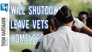 Will Trump Shutdown Leave More Veterans Homeless? (w/ Rep. Mark Pocan)