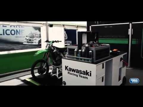 Samco Sport & the Kawasaki MXGP Race team
