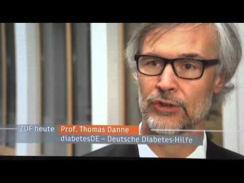 Listen von Medikamenten für Diabetiker