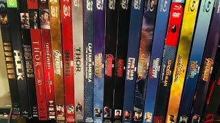 Marvel Cinematic Universe Blu-Ray Collection Review