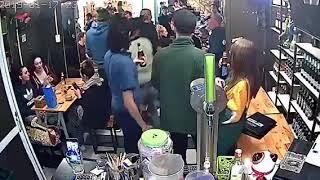 Camera vụ đánh nhau ở Tạ Hiện